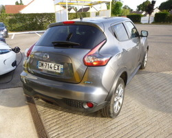 NISSAN JUKE  CONNECT EDITION dci 110